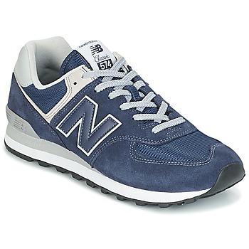 Sapatos Sapatilhas New Balance ML574 Azul