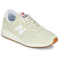 Sapatos Mulher Sapatilhas New Balance WRL420 Bege