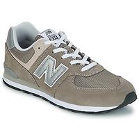 Sapatos Criança Sapatilhas New Balance 574 Cinza