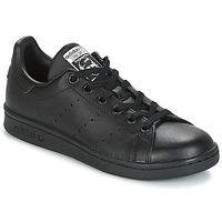 Sapatos Criança Sapatilhas adidas Originals STAN SMITH J Preto