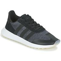 Sapatos Mulher Sapatilhas adidas Originals FLB RUNNER W Preto