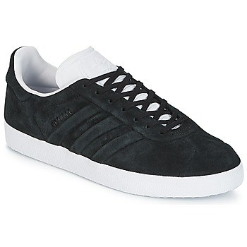 Sapatos Sapatilhas adidas Originals GAZELLE STITCH AND Preto