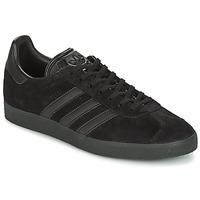 Sapatos Sapatilhas adidas Originals GAZELLE Preto