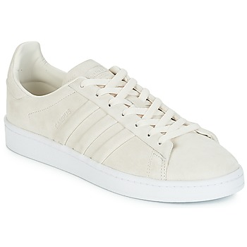 Sapatos Sapatilhas adidas Originals CAMPUS STITCH AND T Branco / Giz