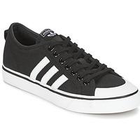 Sapatos Sapatilhas adidas Originals NIZZA Preto