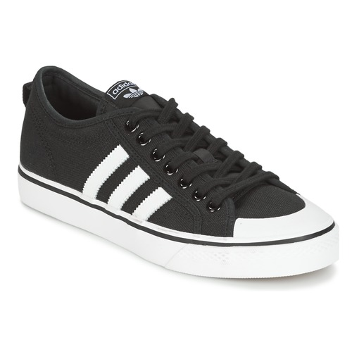 Sapatos Homem Sapatilhas adidas Originals NIZZA Preto