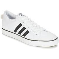 Sapatos Sapatilhas adidas Originals NIZZA Branco