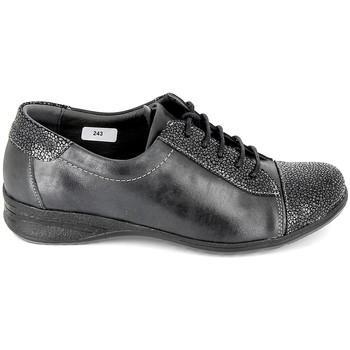 Sapatos Mulher Sapatilhas Boissy Sneakers 7510 Noir Preto