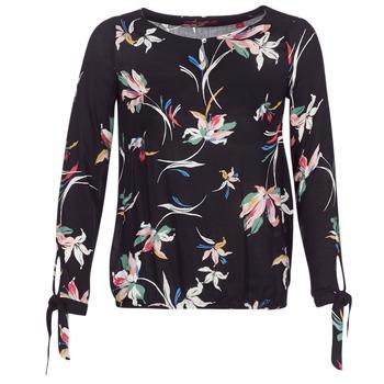 Textil Mulher Tops / Blusas S.Oliver PUHTEO Preto