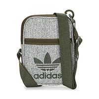 Malas Pouch / Clutch adidas Originals FESTIVAL BAG Cinza / Preto