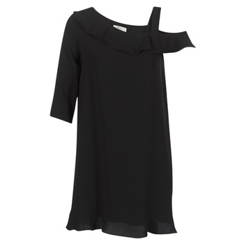 Textil Mulher Vestidos curtos Betty London INITTE Preto