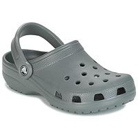 Sapatos Tamancos Crocs CLASSIC Cinza