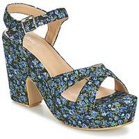 Sapatos Mulher Sandálias Moony Mood INADA Azul