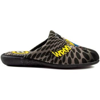 Sapatos Rapaz Chinelos Vulladi ROC ZAPATILLA FOOTBALL CHILDREN preto