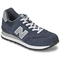 Sapatos Sapatilhas New Balance M574 Marinho