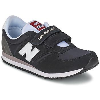 Sapatos Criança Sapatilhas New Balance KE420 Preto / Cinza