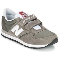 Sapatos Criança Sapatilhas New Balance KE420 Cinza / Preto