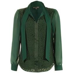 Textil Mulher Tops / Blusas Kocca Blusa Kedlon Verde