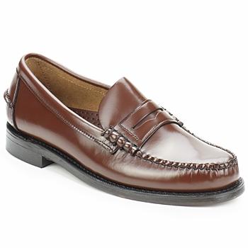Sapatos Homem Mocassins Sebago CLASSIC Whikey