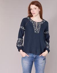 Textil Mulher Tops / Blusas Deeluxe BERTHA Marinho