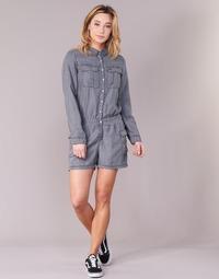 Textil Mulher Macacões/ Jardineiras Deeluxe WEAVY Cinza