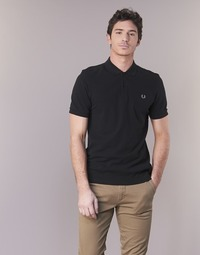 Textil Homem Polos mangas curta Fred Perry THE FRED PERRY SHIRT Preto
