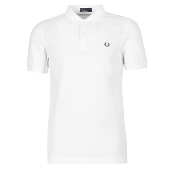 Textil Homem Polos mangas curta Fred Perry THE FRED PERRY SHIRT Branco