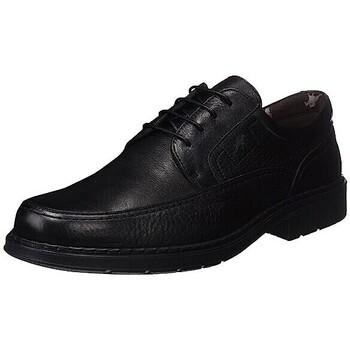 Sapatos Mocassins Fluchos 9579 Preto