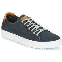 Sapatos Homem Sapatilhas Blackstone PM31 Azul