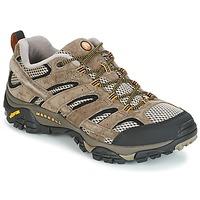 Sapatos Homem Sapatos de caminhada Merrell MOAB 2 VENT Cinza