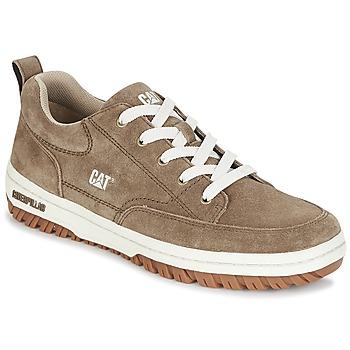 Sapatos Homem Sapatilhas Caterpillar DECADE Cinza