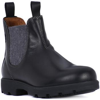 Sapatos Homem Botas baixas Frau DAWSON Nero