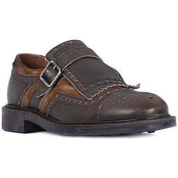 Sapatos Homem Mocassins Frau PRINT FANGO Verde