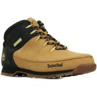 Sapatos Homem Botas baixas Timberland Euro Sprint Castanho