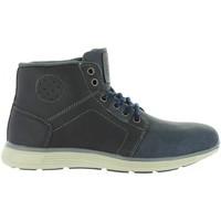 Sapatos Rapaz Sapatilhas de cano-alto Sprox 375202-B5300 Azul