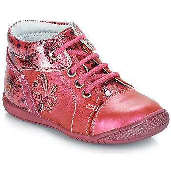 Sapatos Rapariga Botas baixas GBB ROSEMARIE Rosa - estampado