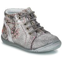 Sapatos Rapariga Botas baixas GBB ROSEMARIE Prateado