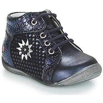 Sapatos Rapariga Botas baixas GBB RESTITUDE Marinho