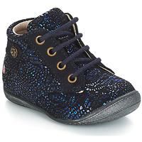 Sapatos Rapariga Botas baixas GBB NICOLE Marinho