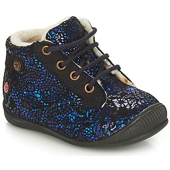 Sapatos Rapariga Botas baixas GBB NICOLE Azul