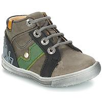 Sapatos Rapaz Botas baixas GBB REGIS Cinza