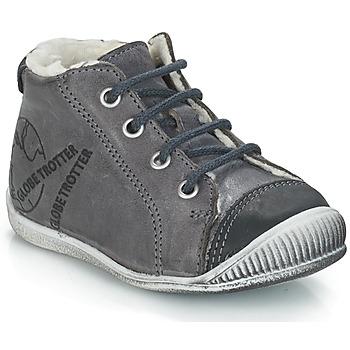 Sapatos Rapaz Botas baixas GBB NOE Cinza