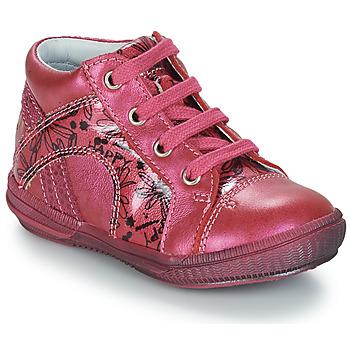 Sapatos Rapariga Botas baixas GBB ROSETTA Rosa - estampado
