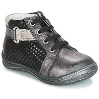 Sapatos Rapariga Botas baixas GBB RICHARDINE Cinza