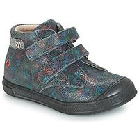 Sapatos Rapariga Botas baixas GBB RACHEL Cinza / Estampado