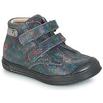Sapatos Rapariga Sapatilhas de cano-alto GBB RACHEL Cinza