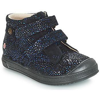 Sapatos Rapariga Botas baixas GBB RACHEL Azul / Marinho
