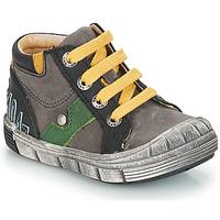 Sapatos Rapaz Botas baixas GBB REINOLD Cinza