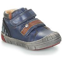 Sapatos Rapaz Botas baixas GBB REMI Marinho