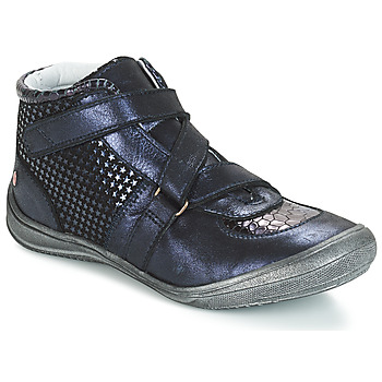 Sapatos Rapariga Sapatilhas de cano-alto GBB RIQUETTE Azul